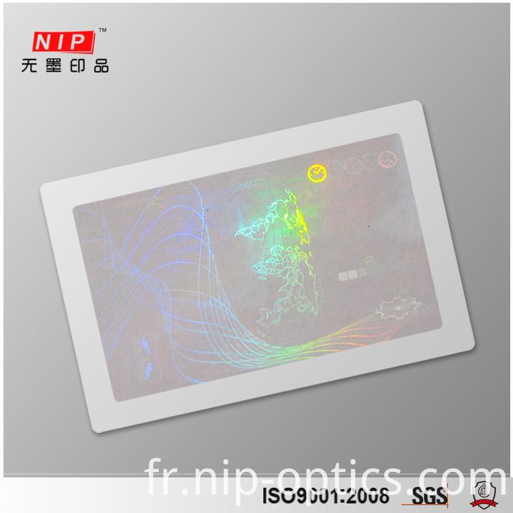 rainbow hologram