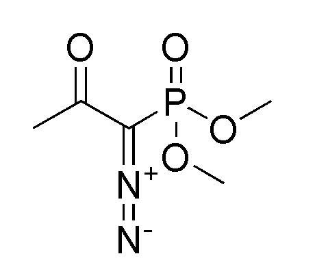 Dimethyl 1-diazo-2-oxopropylphosphonate,  cas#90965-06-3