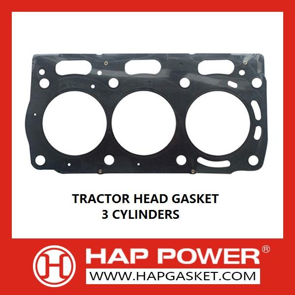 Hap Pks 016 Tractor Head Gasket 3 Cylinders