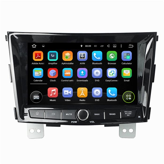 Ssangyong Android Car Dvd