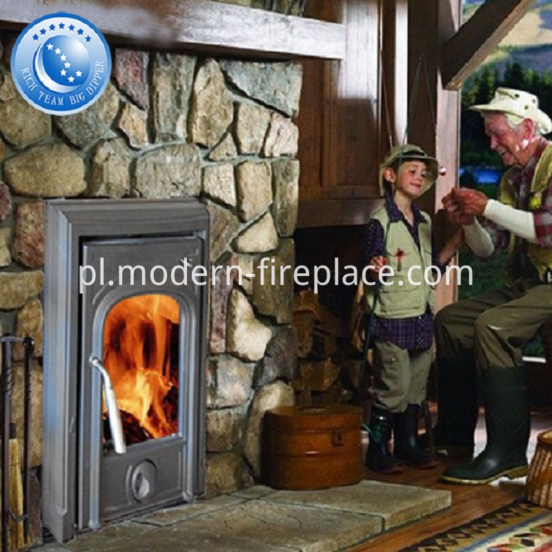 For Fireplace Wood Burner Inserts Factories