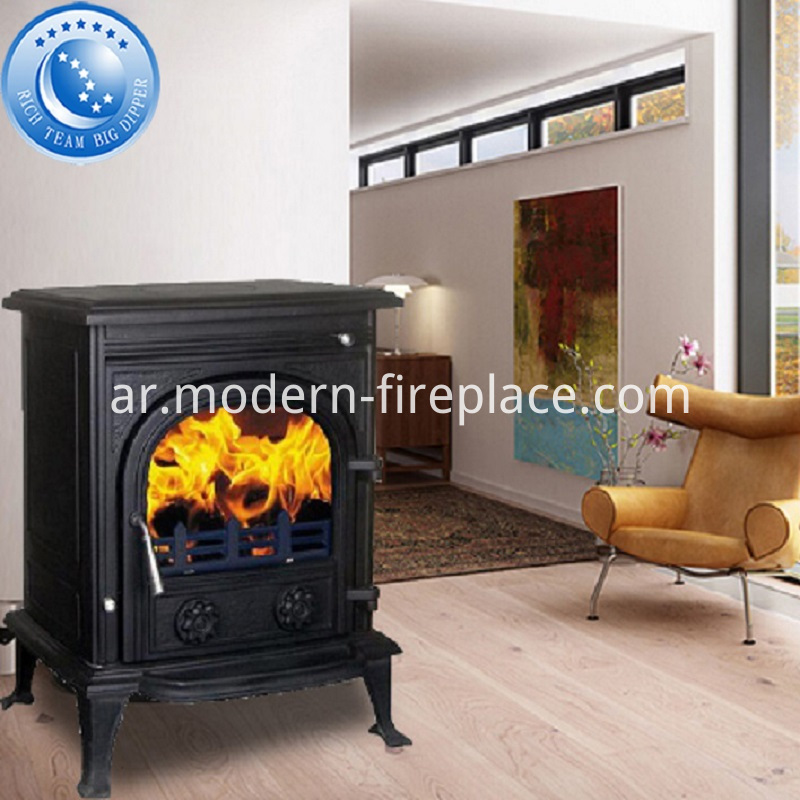 Factory Production Sale Wood Burner Heater