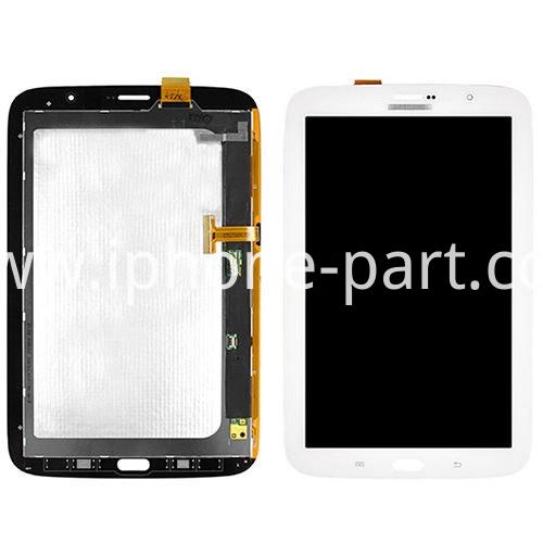 n5100 screen white