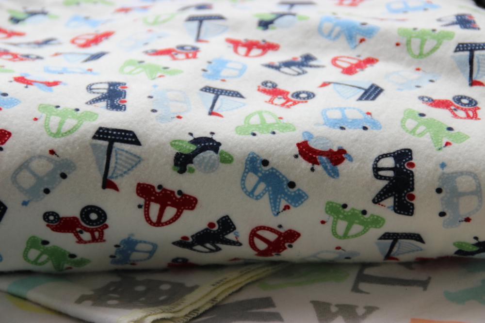 stretch flannel fabric