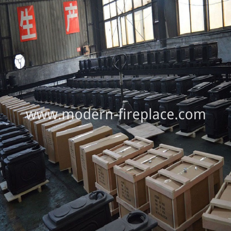 Factory Packaging Wood Stoves Heating