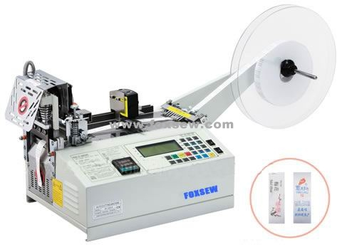 Auto Label Cutter Hot and Cold Knife with Sensor