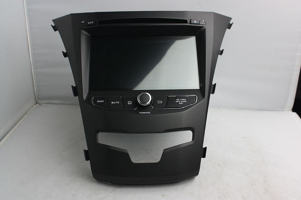 android car DVD for Ssangyong Korando 2014