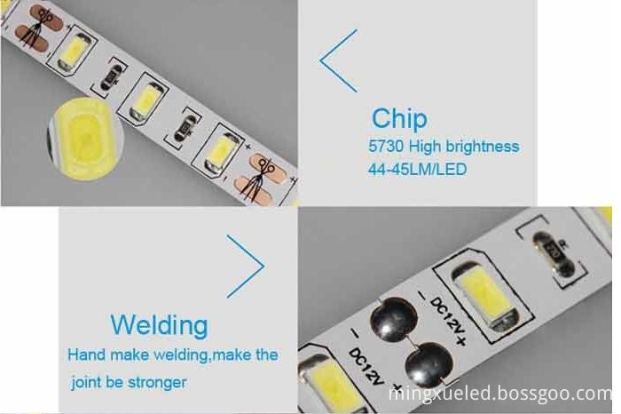 Super Brightness 5630 LED Strip Lights