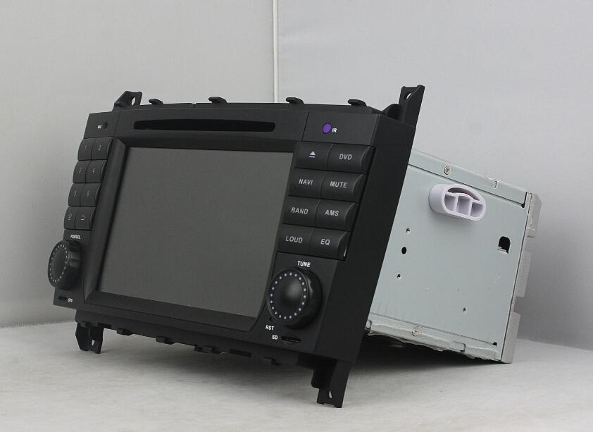 Benz C-Class 7 inch HD Digital Touch Screen