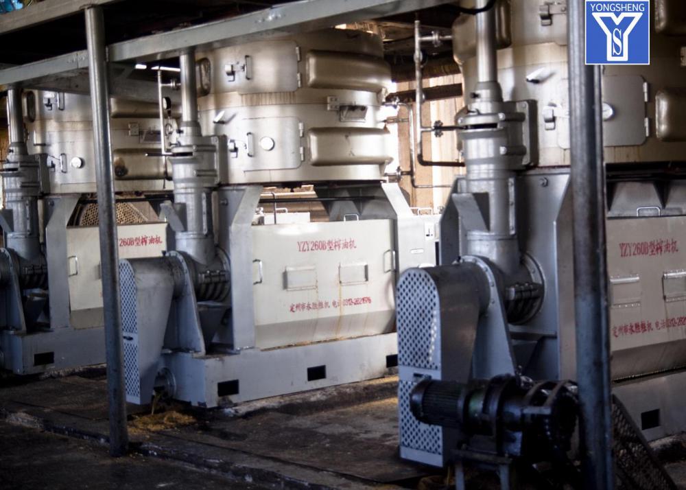 Edible Oil Machinery