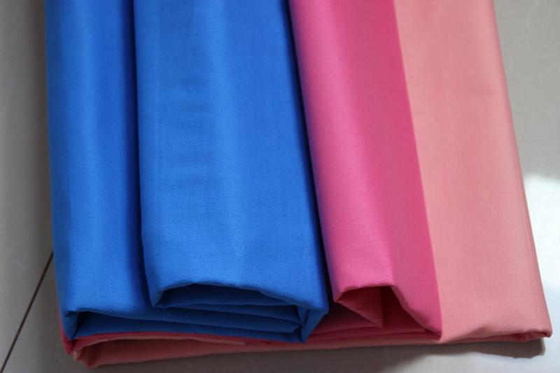 combed cottonpoplin fabric