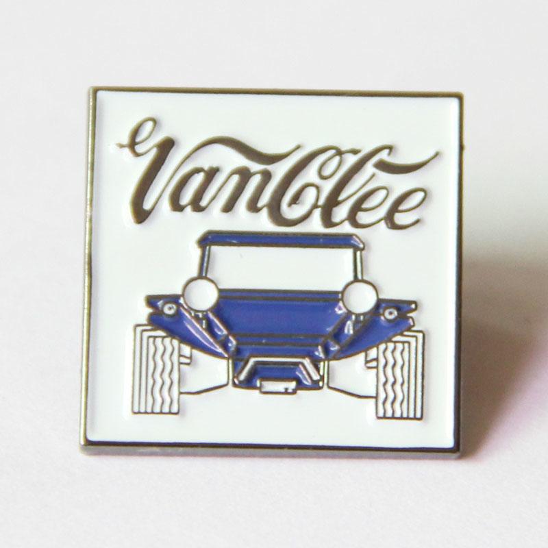 Souvenir Enamel Lapel Pin