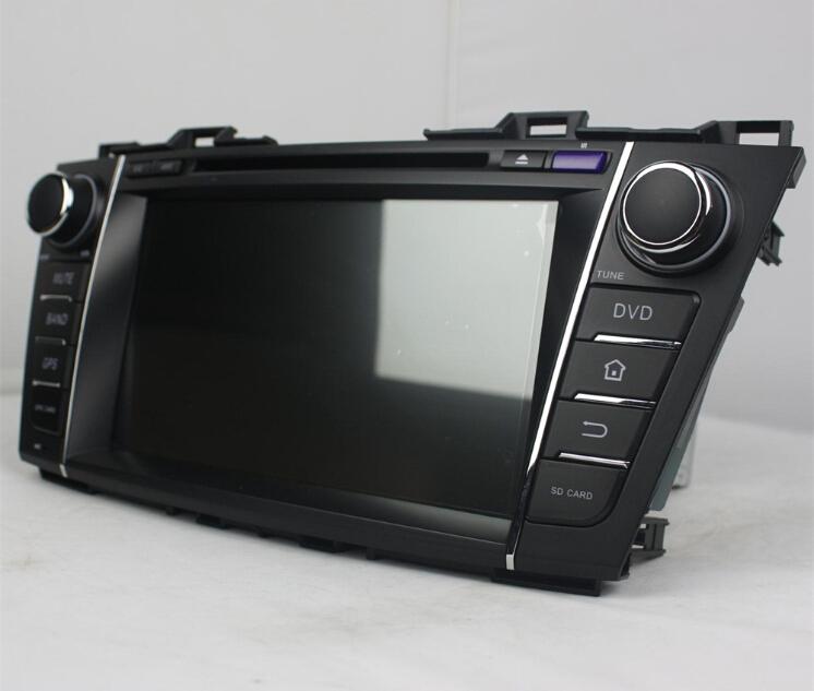 Car Multimedia Player Mazada 5 & Mazada Premacy