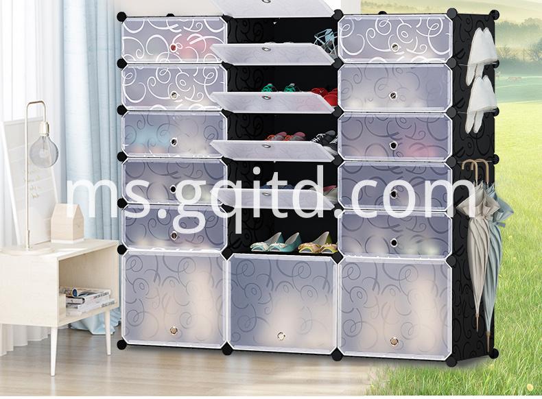 Portable Shoe Rack