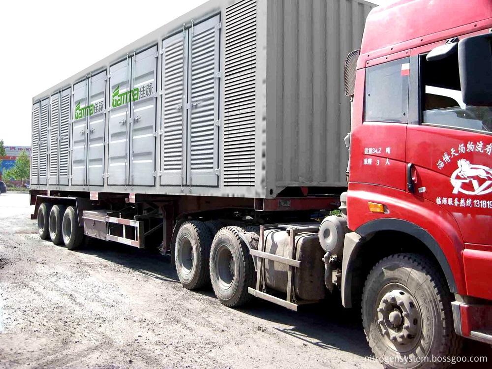 Container Nitrogen Generator