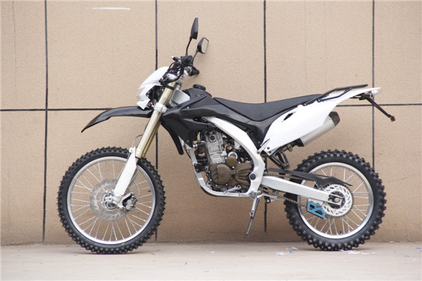 250 Cc Motorcycle