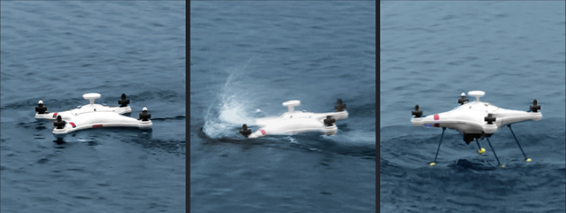 Commercial Fishing Drone
