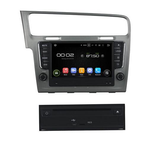 VW Golf 7 2013 GPS Car DVD Player