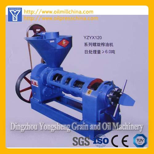 Oil Pressing Machine