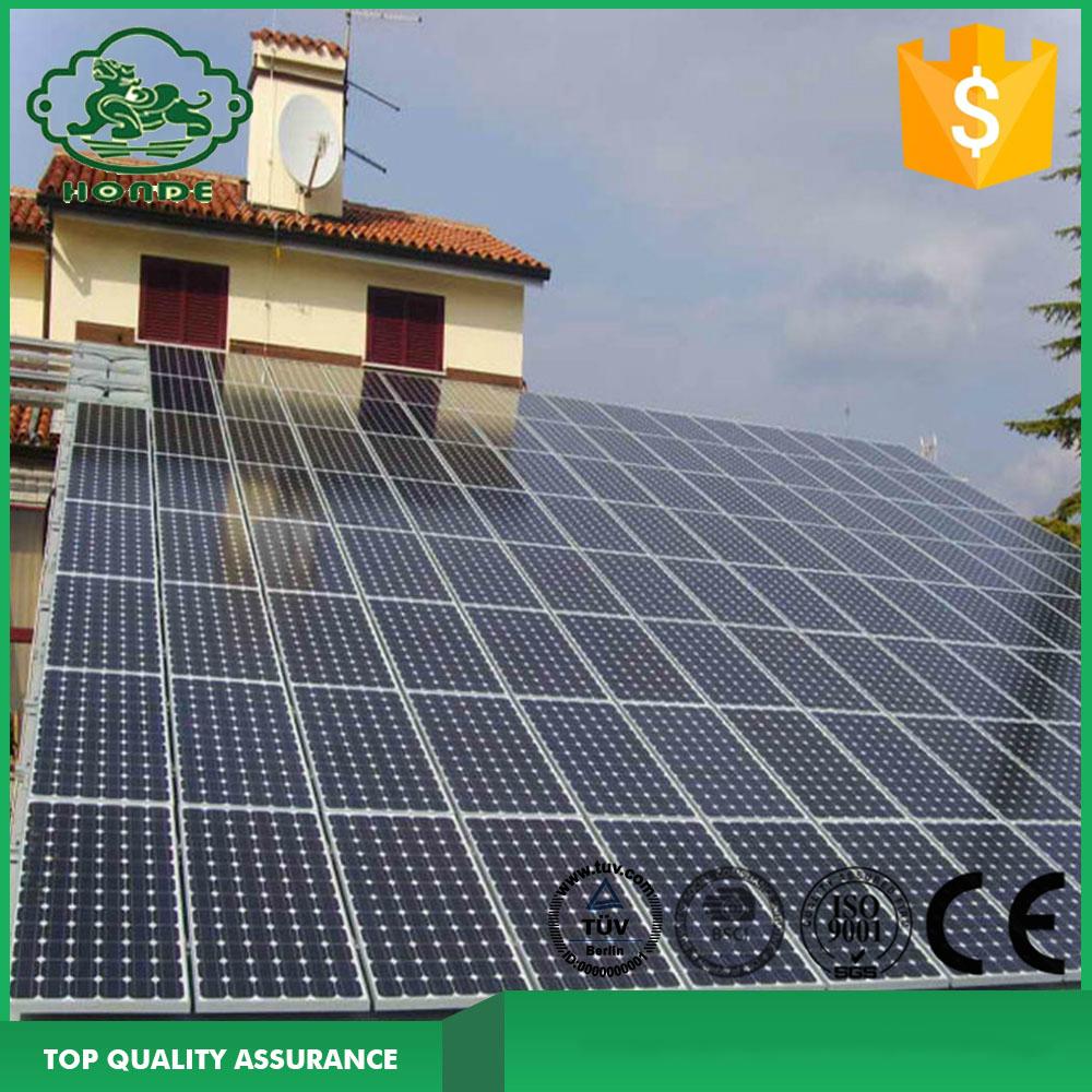 Solar Power Home System