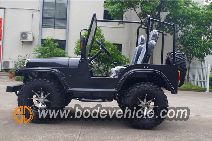 adult jeep