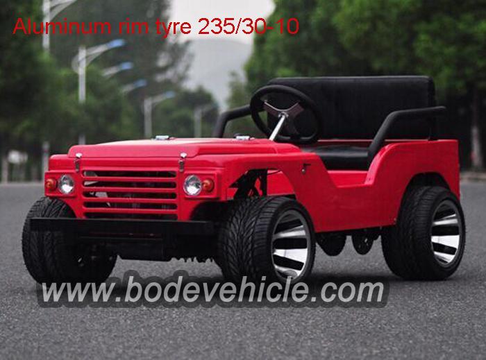 110cc kids mini jeep