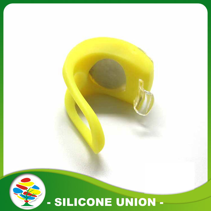 silicone bicycle headlight