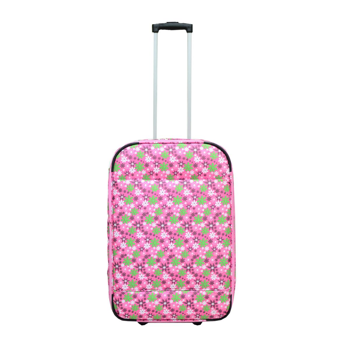 Cabin Size Soft Trolley Luggage