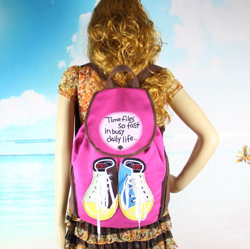 Canvas Teen Backpacks