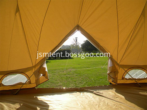 Take Cotton Bell Tents for Camping