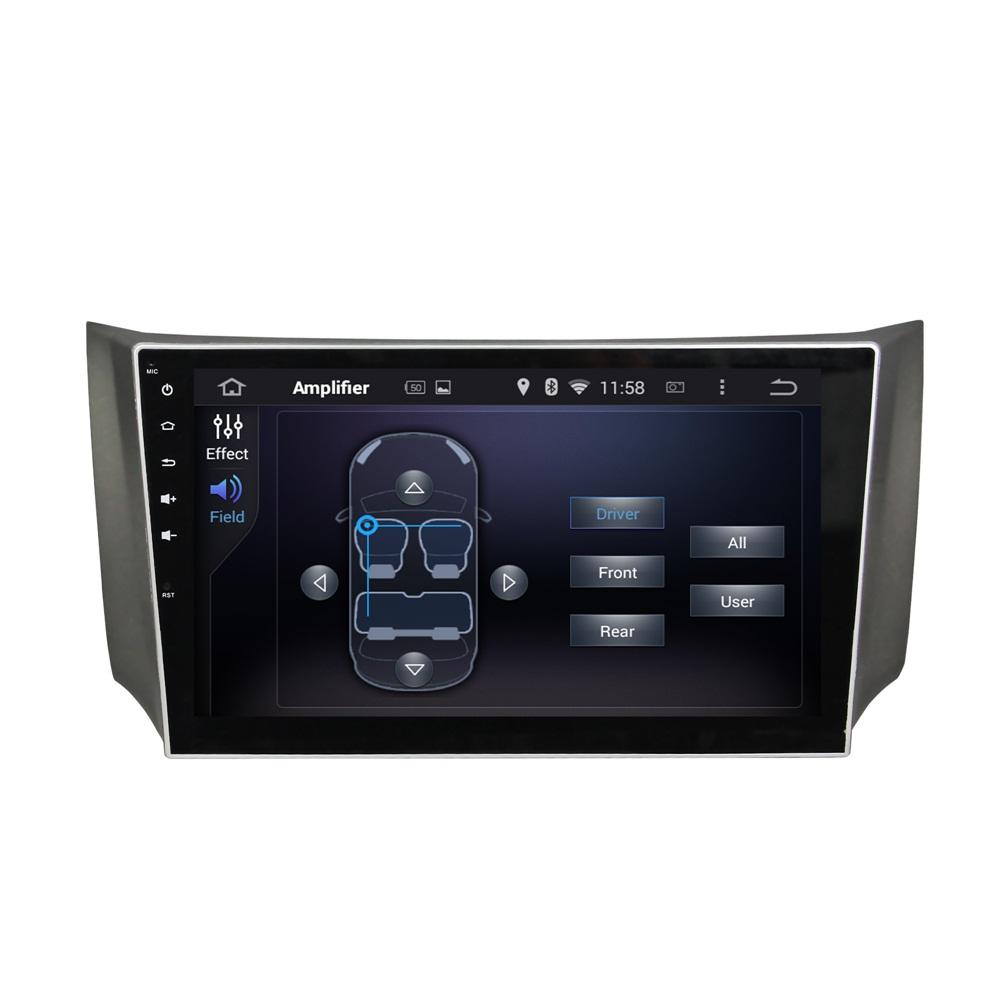 Sylphy 2012-2015 car DVD player