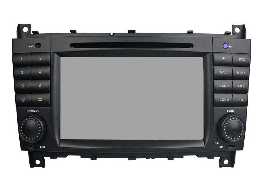 Car Dvd Player for Benz C-Class W203