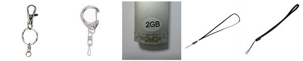Memory Sticker On USB Housing