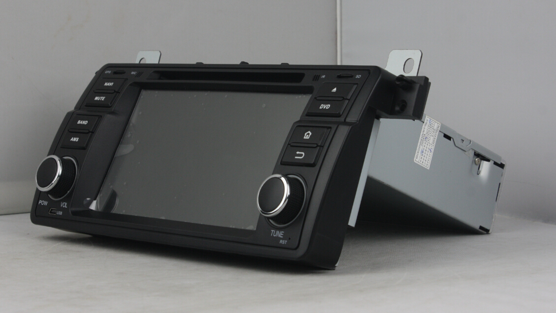 Android Car Audio Player System For BMW E46