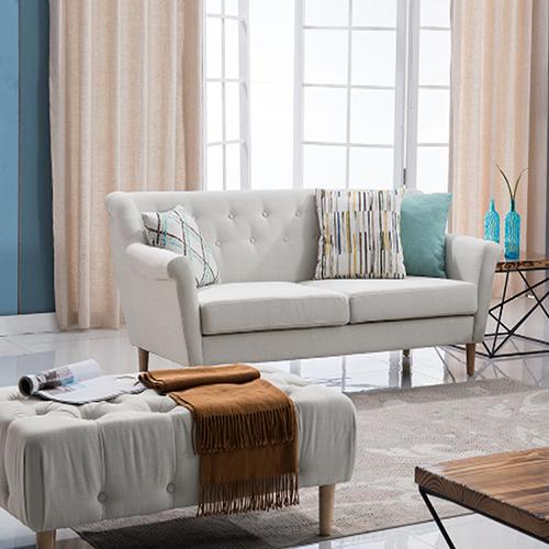Fabric Combination Sofa Set