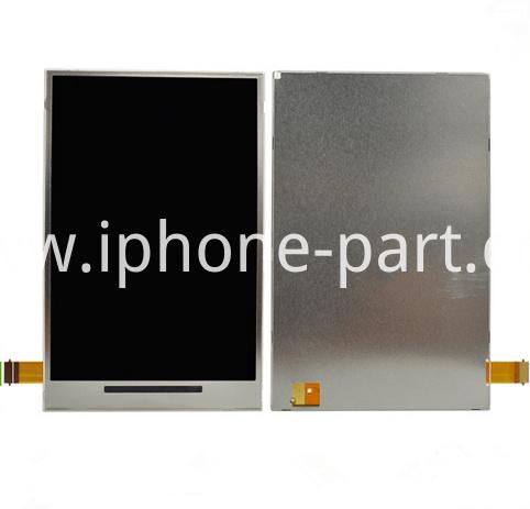 Sony E LCD
