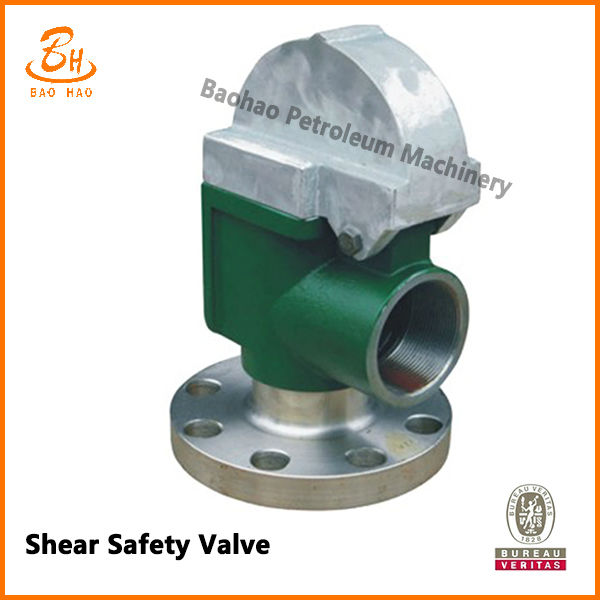 Shear Safety Valve2