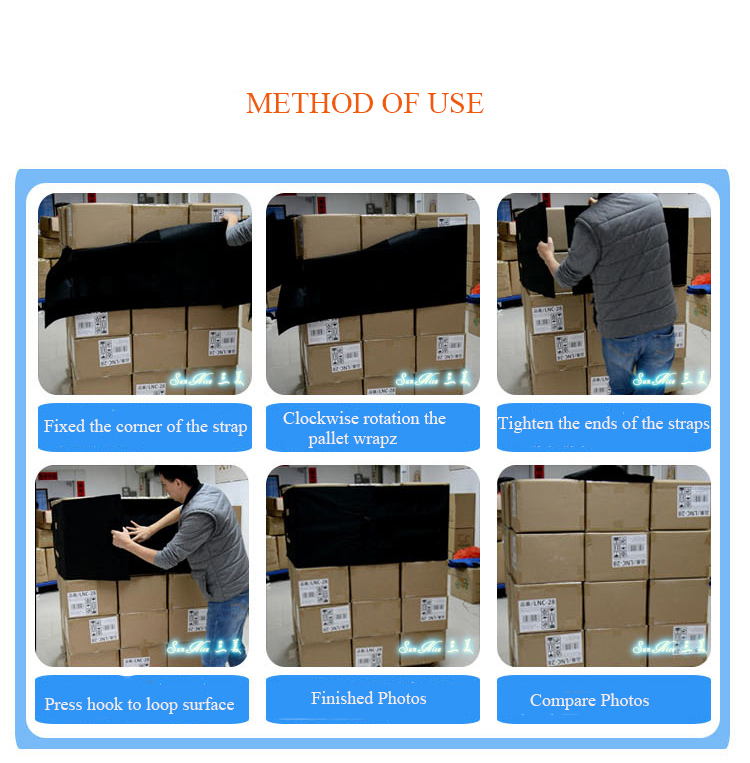 pallet strapping flm