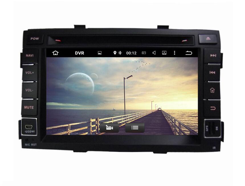 Car Multimedia GPS For KIA Sorento 2011