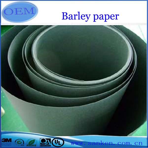 Barley paper