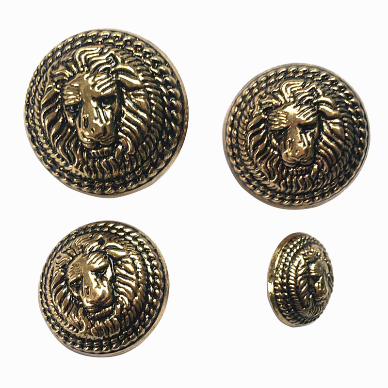 Sewing Buttons Metal Button