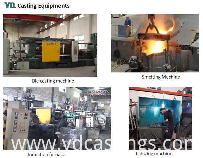 Die Casting Equipments