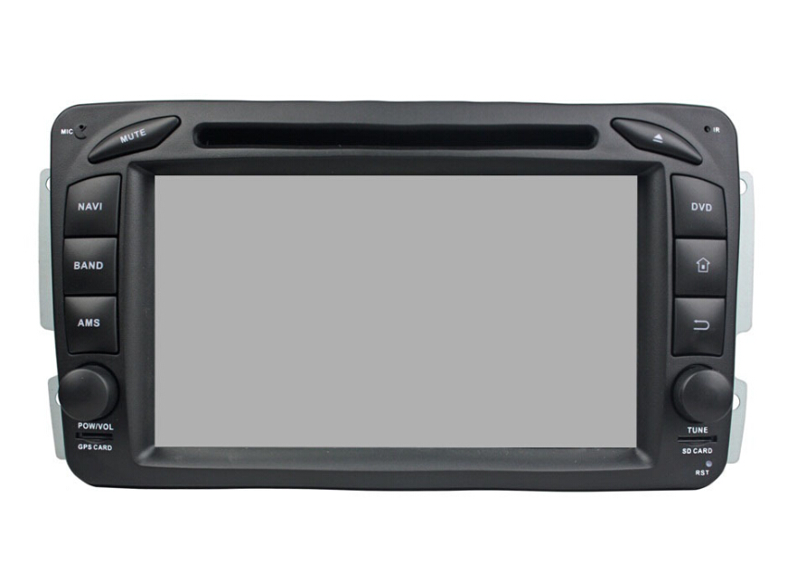 Android GPS Radio For Benz ML W163(2002-2005)