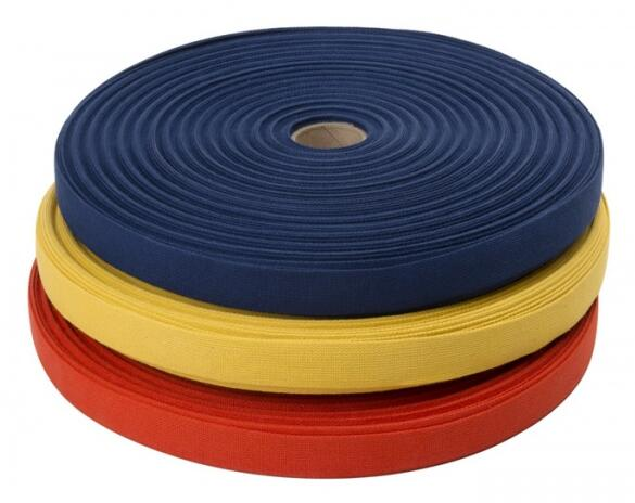 rubber elastic tape 10mm