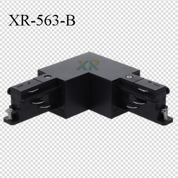 3 circuit Track lighting L Connector