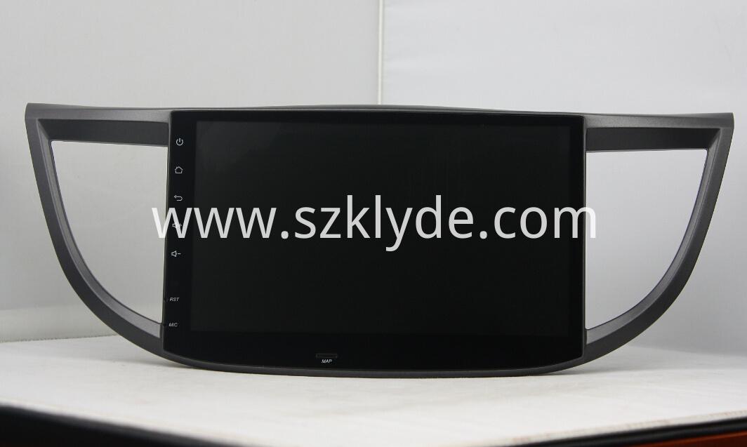 Full Touch Car Video Player For Honda