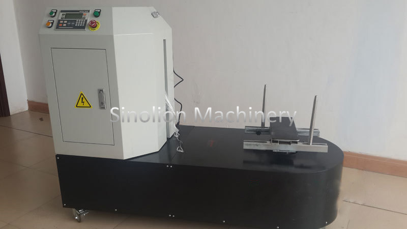 Luggage Wrapping Machines