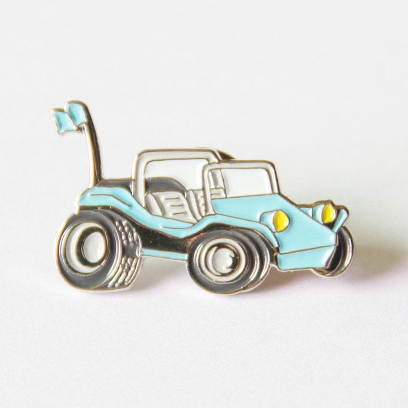 Safety Pin Kj 1703 M017 Blue 1