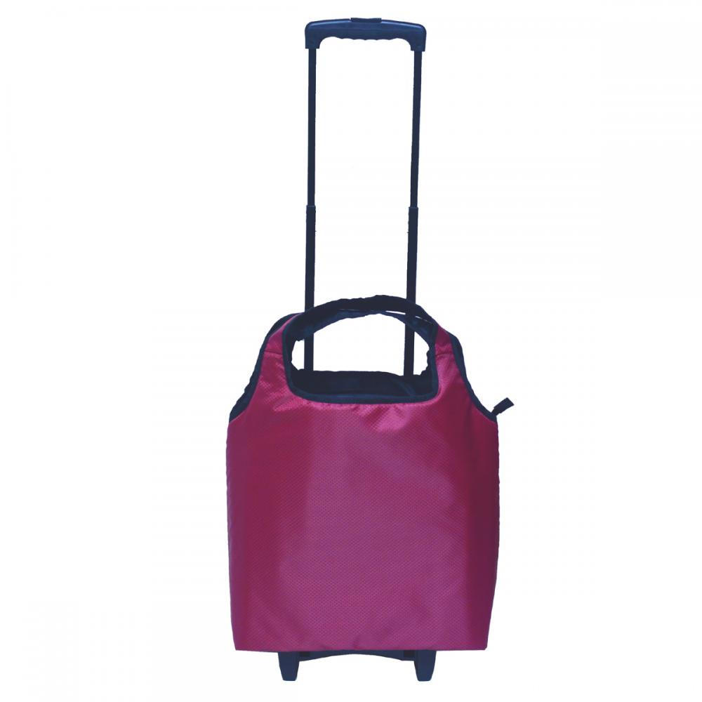 Wheeled Shopping Trolley Bag