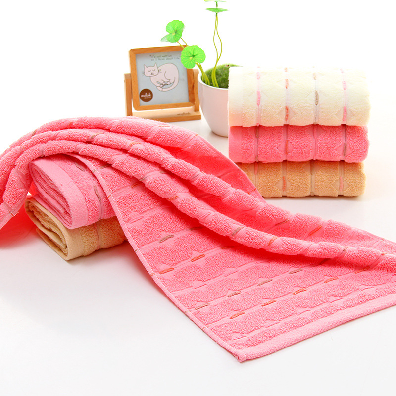 hotel cotton towel